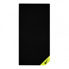 Running Accessories Nike Cooling Small Towel  Black/Volt N.TT.D1.023.NS