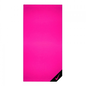 Accessori Running Nike Cooling Small Towel  Fluo Pink/Black N.TT.D1.645.NS