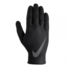 Running gloves Nike Pro Warm Men's Liner Gloves  Black N.WG.I3.026