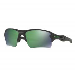 Oakley Flak 2.0 XL - Jade Iridium Polarized/Matte Black