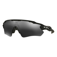 Running Sunglasses Oakley Radar EV Path  Prizm Black Iridium/Polished Black 0OO92085238