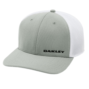 Hats & Visors Oakley Silicon Bark Trucker 4.0 Cap  Grey 911021207