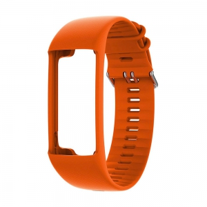 Sport Watche Spare Band Polar Replacement Band for A370 MEDIUM/LARGE  Orange 91066023