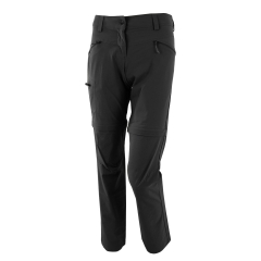 Women's Outdoor Pants Salomon Wayfarer Zip Pants  Black L39298000