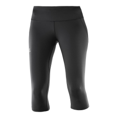 Salomon Agile 3/4 Tights - Black