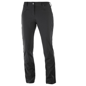 Women's Outdoor Pants Salomon Wayfarer LT Pants  Black L40218700