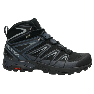 Scarpe Outdoor Uomo Salomon X Ultra Mid 3 GTX  Black/Navy L39867400