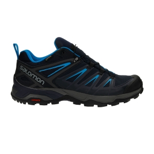 Men's Outdoor Shoes Salomon X Ultra 3 GTX  Navy/Light Blue L40242300