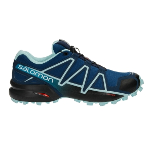 Woman's Trail Shoes Salomon Speedcross 4  Navy/Black L40243100