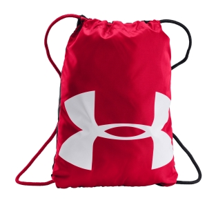 Backpack Under Armour OzSee Sackpack  Red/Black 12405390600