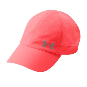 Cappellini e Visiere Under Armour Fly By Cappello Donna  Fluo Pink 13062910820