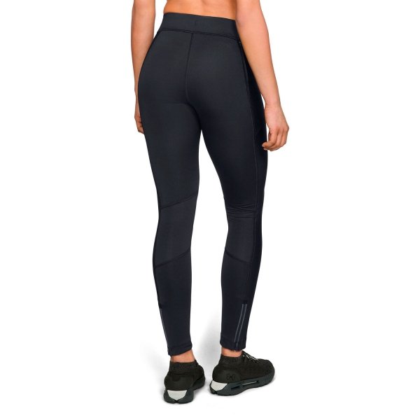 Under Armour ColdGear Run Tights - Black