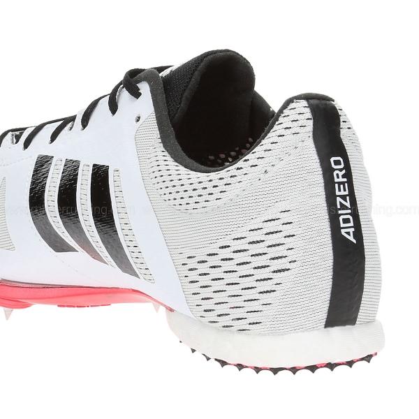 Adidas Adizero Middle Distance WhiteBlack