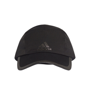 Cappellini e Visiere Adidas Running R96 Climaproof Cappello Donna  Black CF9611OSFW