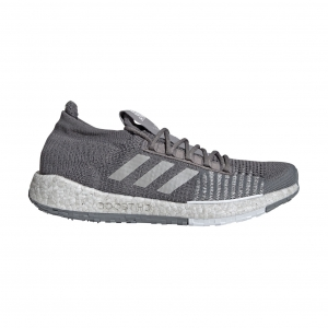 Men's Neutral Running Shoes Adidas Pulseboost HD  Grey Three/Grey One/Cloud White G26932