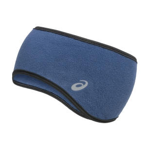 Thermal Head Band Asics Ear Cover Band  Mako Blue 3013A187400
