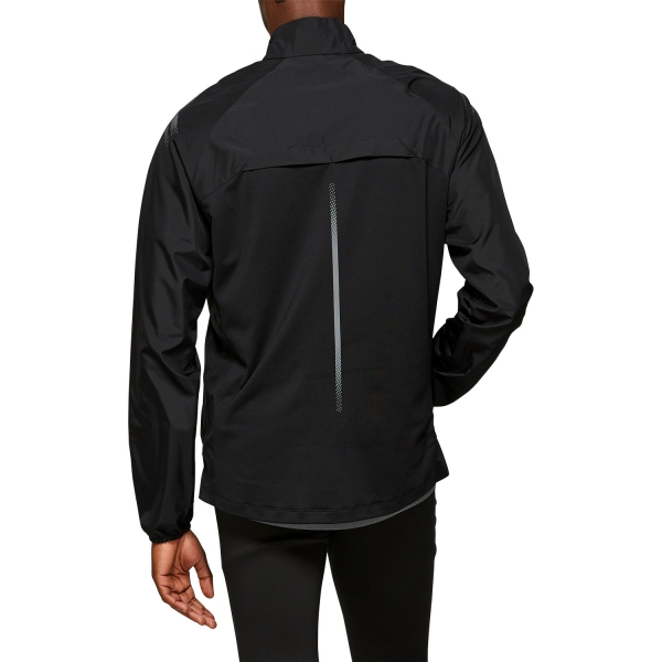 Asics Icon Jacket - Black