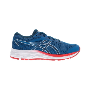 Junior Running Shoes Asics Gel Excite 6 GS Boy  Lake Drive/Midnight 1014A079401