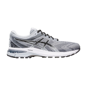 Men's Structured Running Shoes Asics GT 2000 8  Piedmont Grey/Black 1011A690020