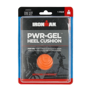 Comfort Insoles Ironman Pwr Gel Heel Cushion S60030