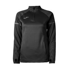 Joma Race 1/2 Zip Shirt - Black