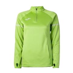 Joma Race 1/2 Zip Shirt - Lime