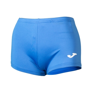Pantaloncini Running Donna Joma Elastic 3in Shorts  Blue 900760.700