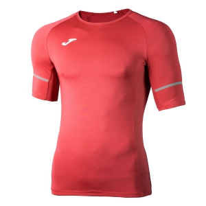 Men's Running T-Shirt Joma Race TShirt  Red 101026.600
