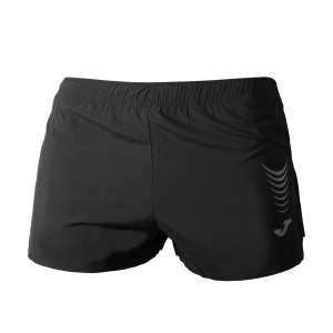 Men's Running Shorts Joma Elite VI 3in Shorts  Black 100954.100