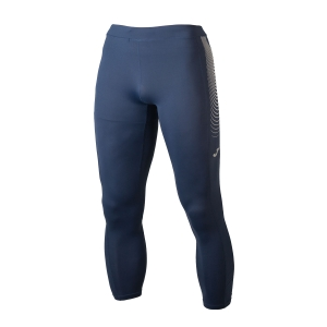 Pants Running Uomo Joma Elite VI Tights  Navy 700001.331
