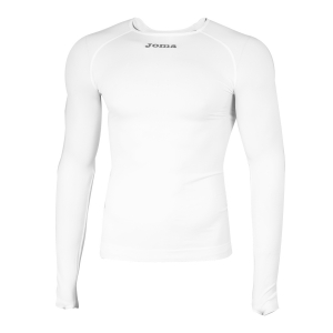 Men's Shirts Sport Underwear Joma Brama Classic Shirt  White 3480.55.100