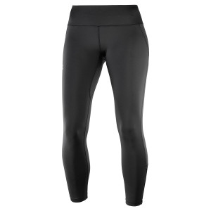 Pantalones y Mallas Running Mujer Salomon Agile Long Tights  Black L40125900