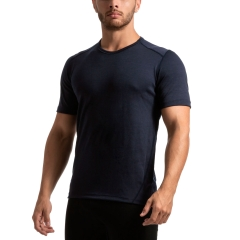 Mico Dualtech Merino T-shirt - Blu