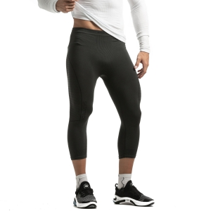 Mico Essential Active Skin 3/4 Tights - Antracite
