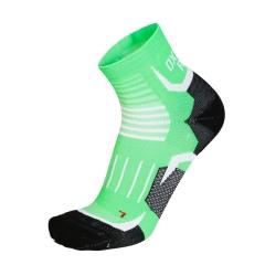 Mico Oxi-Jet Medium Socks - Fluo Green