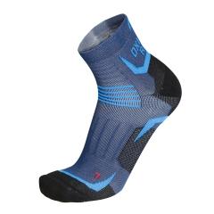 Mico Oxi-Jet Medium Socks - Navy