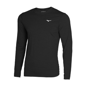 Mizuno Impulse Core Shirt - Black