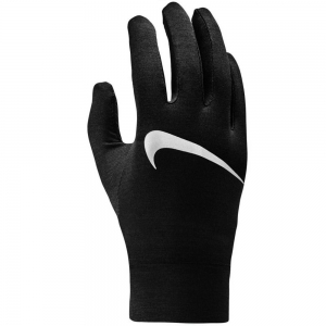 Guantes Running Nike Dry Element Guantes  Black/Silver N.RG.L3.042