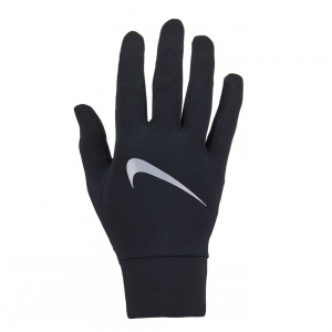 Guantes Running Nike Dry Element Guantes Mujer  Black/Silver N.RG.L5.042