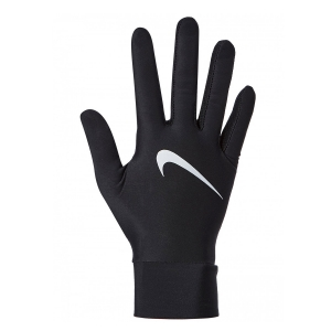 Guantes Running Nike Dry Lightweight Tech Guantes  Black/Silver N.RG.M0.082