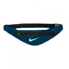 Nike Zip Pocket Expandable Waistpack - Blue/Black