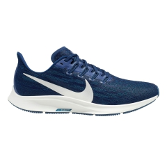 Nike Air Zoom Pegasus 36 - Blue Void/Metallic Silver/Coastal Blue