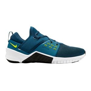 Nike Free Metcon 2 - Blue Force/Black/Dynamic Yellow/White