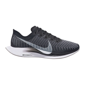 Women's Neutral Running Shoes Nike Zoom Pegasus Turbo 2  Black/White/Gunsmoke/Atmosphere Grey AT8242001
