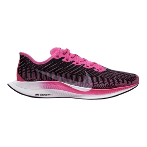 Women's Neutral Running Shoes Nike Zoom Pegasus Turbo 2  Pink Blast/White/True Berry AT8242601