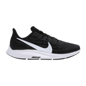 Women's Neutral Running Shoes Nike Air Zoom Pegasus 36  Black/White/Thunder Grey AQ2210004