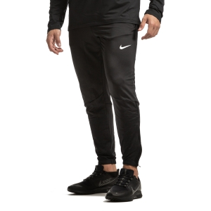 Men's Running Tights Nike Essential Knit Pants  Black/Reflective Silver BV4817010