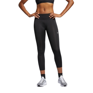 Tight Running Donna Nike Fast Tights  Black/Silver BV0038010