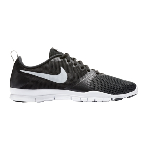 Women's Gym Shoes Nike Flex Essential  Black/White 924344001