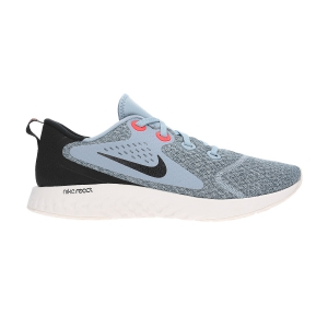 Men's Neutral Running Shoes Nike Legend React  Grey/Black AA1625407